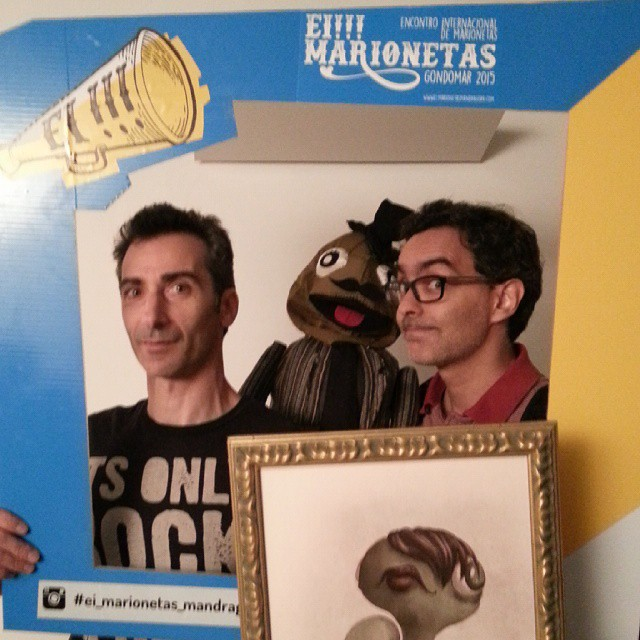 'Meet the Frumbles' at FestEI!!! #ei_marionetas_mandragora - enVide neFelibata
